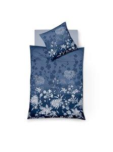 81 Fleuresse Bed Art S velvet blue M027418-00000