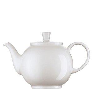 3265015-00000 Teekanne 6 P. 1,2l weiss F1382