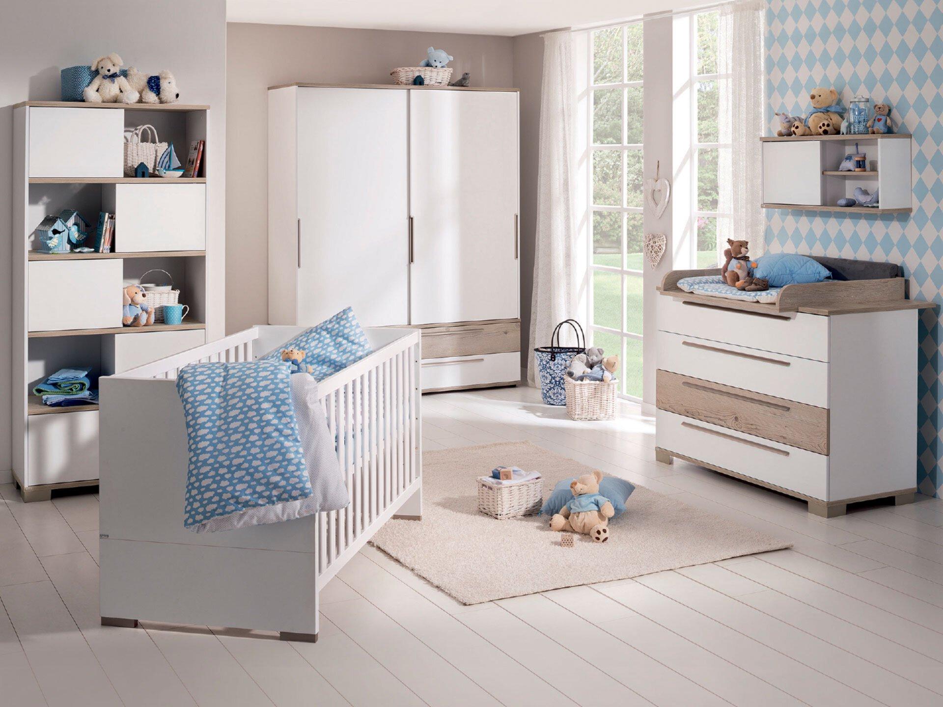 Babyzimmer Serie Carlo