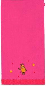 """3136608-00000 Handtuch """"Die Maus"""" pink"""