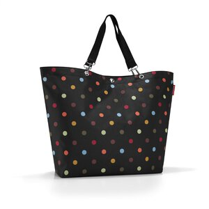"3126345-00000 Shopper XL ""dots"""