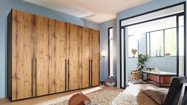 Schlafzimmer-Serie Enzo von Rauch black