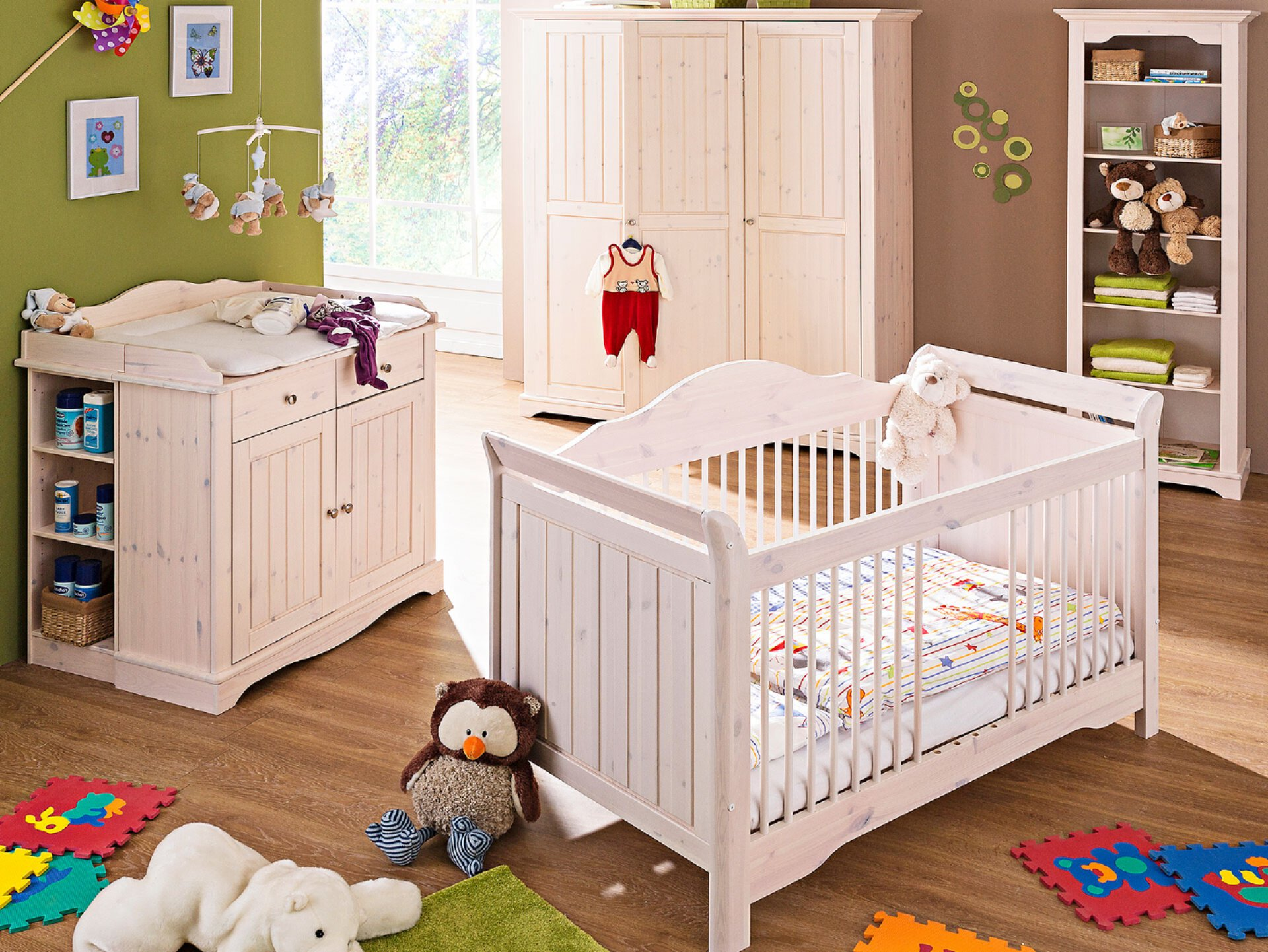 Babyzimmer Serie Lotta