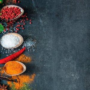 3363853-00000 Küche / Kräuter - Spices III