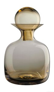 3466735-00000 Karaffe Glas large amber 1,5 l