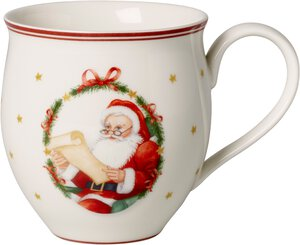 3352554-00000 Becher m.Henkel Mr.& Mrs.Santa