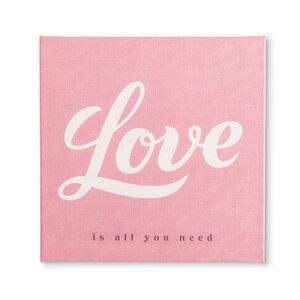 "3561451-00000 Canvas ""Love"""