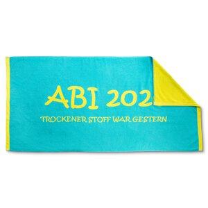 3488098-00000 Strandtuch ABI 2020 türkis