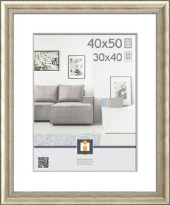 2237641-00000 Rahmen Polystyrene 40x50 cm