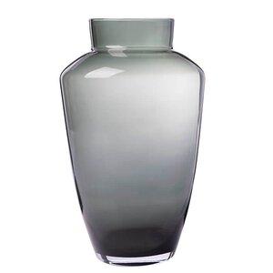 3554696-00000 Glasvase AMPHORE grey glass