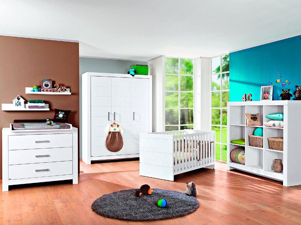Babyzimmer-Serie Fiona von Paidi