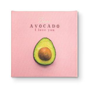 """3561431-00000 Canvas """"Avocado"""""""