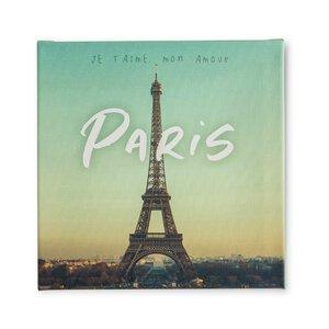 """3561453-00000 Canvas """"Paris"""""""