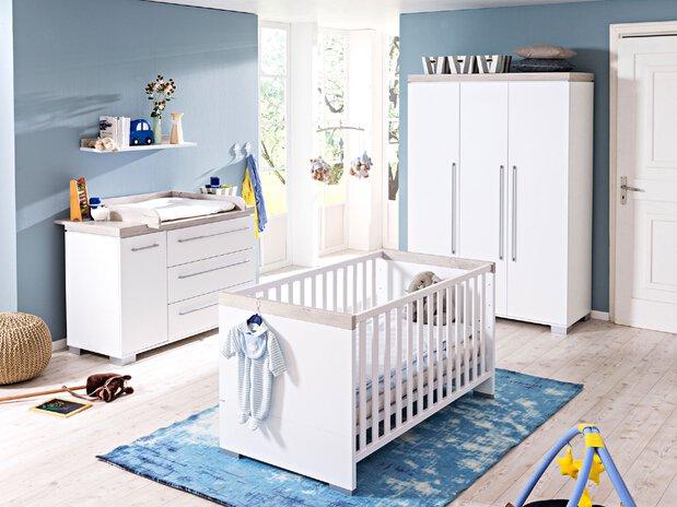 Babyzimmer-Serie Kira von Paidi