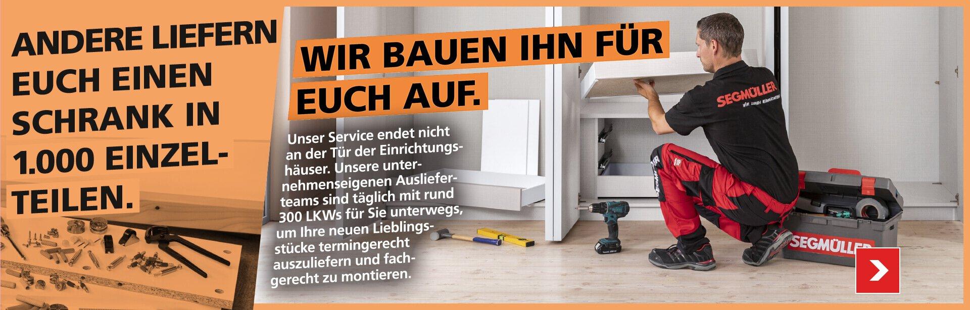 Aufbauservice SEGMÜLLER