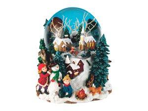 3170746-00000 Spieluhr Winterlandschaft