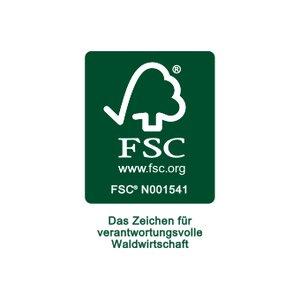 FSC Produkt Zertifizierung Logo