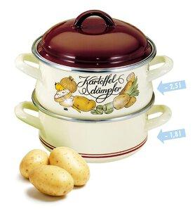 3445110-00000 Kartoffeldämpfer Meine Küche