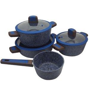 3241521-00000 Topfset Vanta 4tlg. granitblau