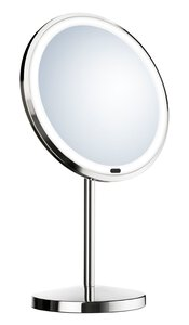 3490122-00000 LED-Standspiegel 7-fach BB