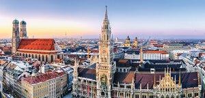 3563749-00000 München Panorama I 55x115x3 cm