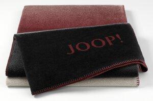 3484567-00000 Decke JOOP! Ombre rouge/sand