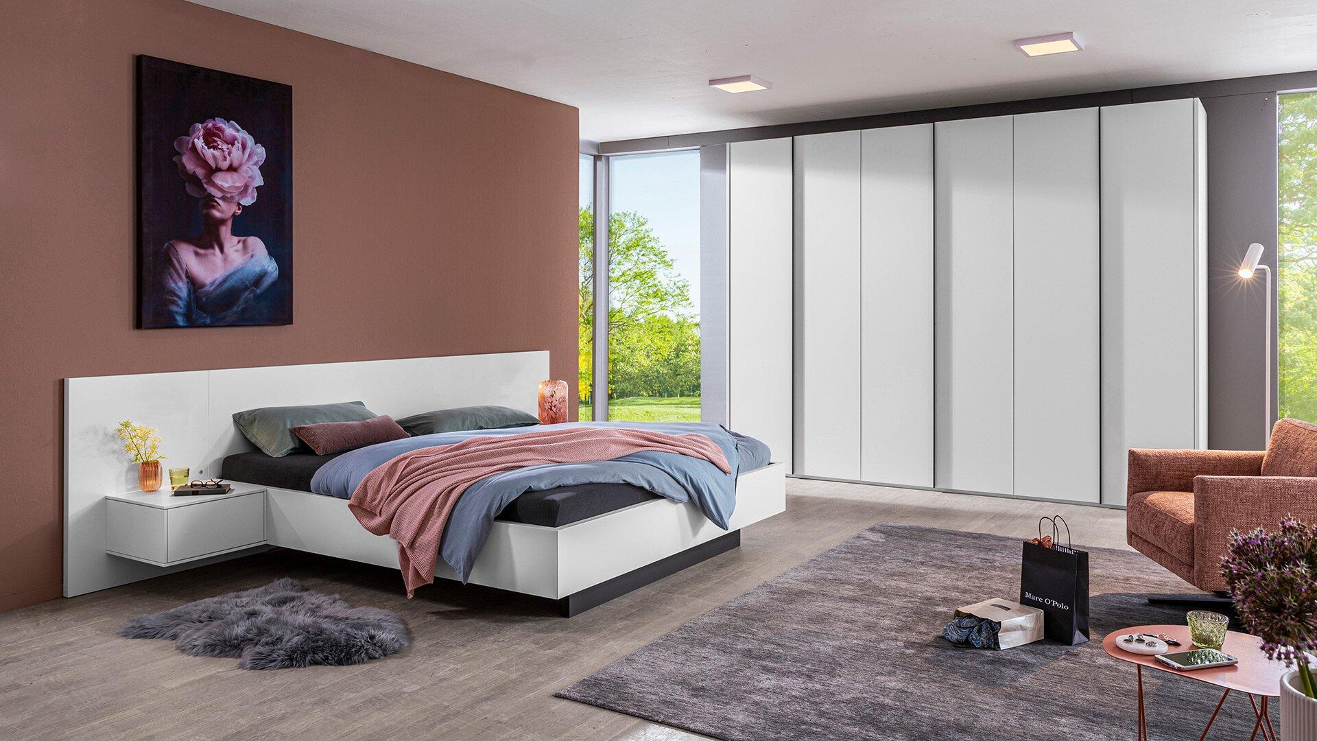 Schlafzimmer Serie Pescara