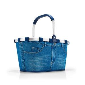 3369513-00000 Carrybag Jeans 48x29x28 cm