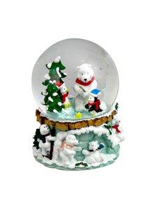 3260424-00000 Spieluhr Eisangeln Glitterkuge