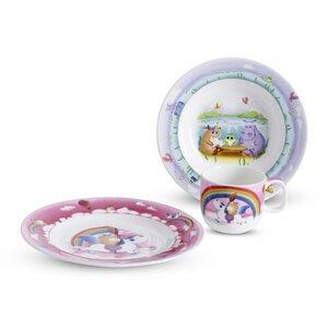 3149475-00000 Kiddy Set 3 tlg. rosa