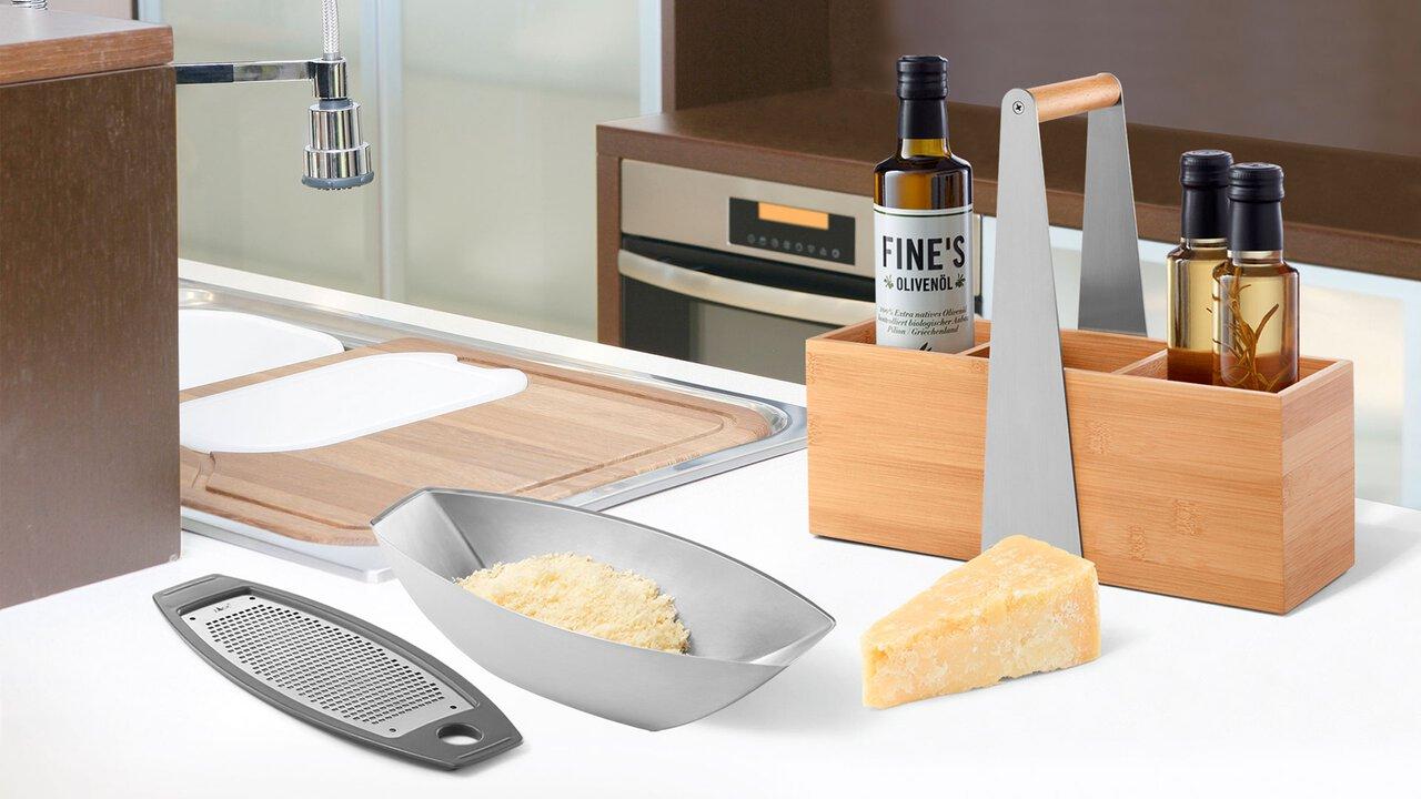 Küchenhelfer der Marke Zack