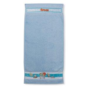 """3099064-00000 Handtuch """"PUMUCKL"""" blau"""