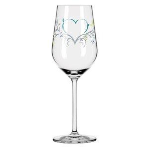 """3605485-00000 Weißwein """"Herzkristall"""" #1"""