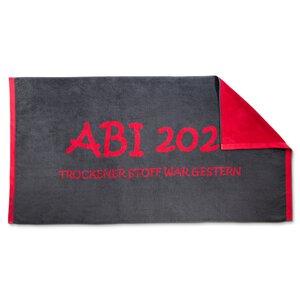 3488101-00000 Strandtuch ABI 2020 anthrazit