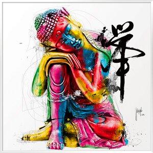3327567-00000 Murciano,Buddha 70x70 cm