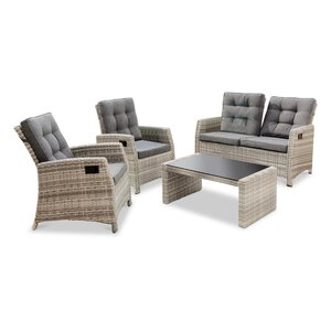 3091308-00000 Lounge Set 4tlg.