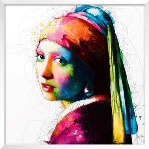 3327541-00000 Murciano,Vermeer Pop 30x30 cm