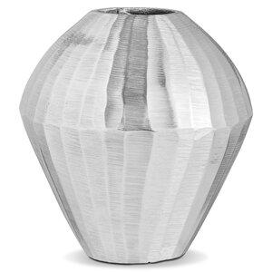 3464054-00000 Vase silber klein