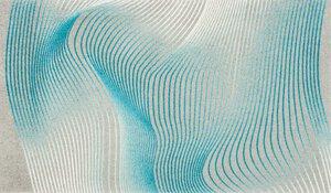 46- Kleen-Tex Matten randlos Graphic Lines M024962-00000