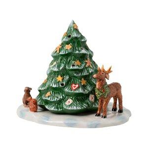 3490092-00000 Weihnachtsbaum m Waldtieren
