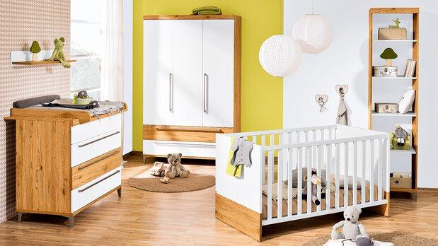 Babyzimmer-Serie Remo von Paidi