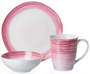 3244712-00000 Frühstück Sunrise pink 3tlg.