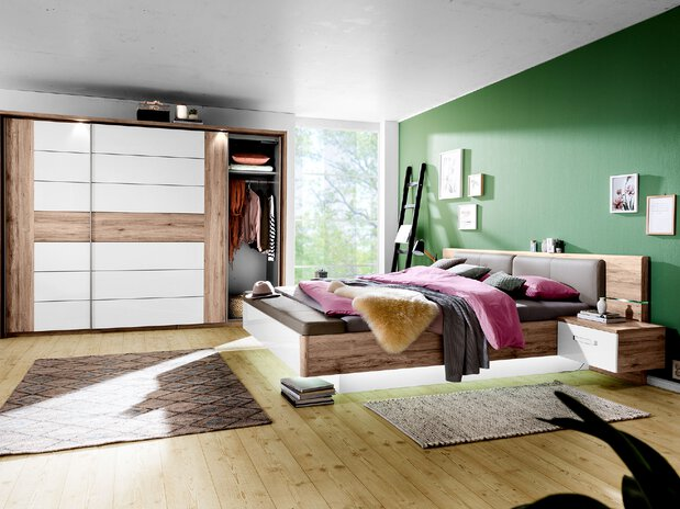 Schlafzimmer Serie Rondino