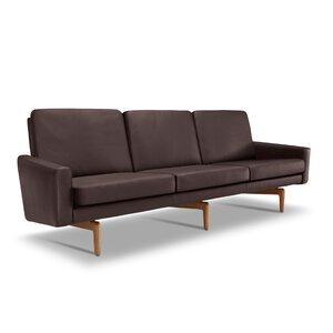 Kragelund - K200 Egsmark 3-Sitzer Leder M023888-00000
