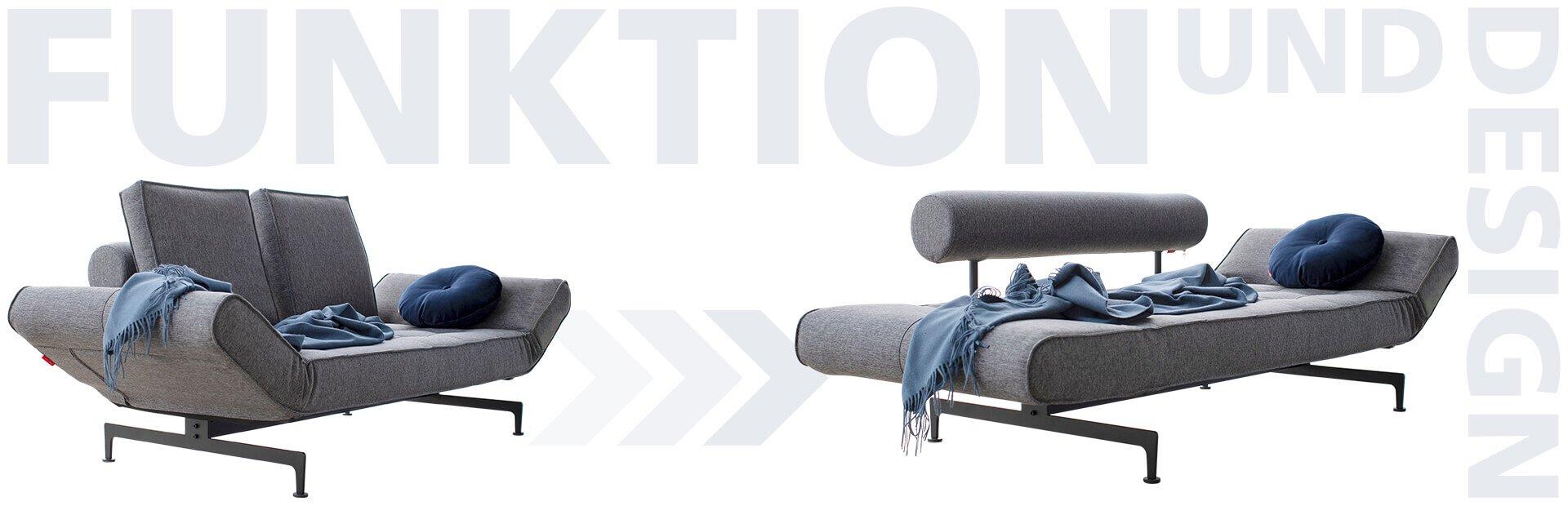 Innovation Ghia Laser - zum Schlafen und Sitzen