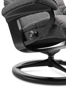 Stressless - Erhöhungsset Sessel + Hocker Signature M027540-00000