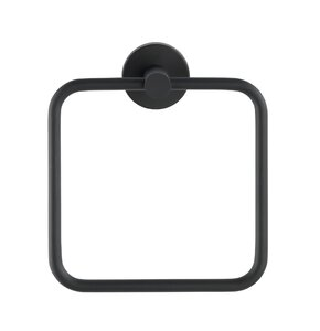 3483238-00000 Handtuchring Bosio Black
