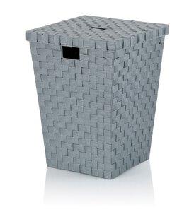 3208018-00000 Wäschebox ALVARO grau