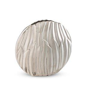 3375976-00000 Vase Aluminium silber
