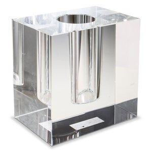 3241569-00000 Vase Kristallglas klar